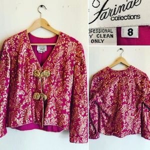 Vintage Farinae Dynasty Inspired Jacket